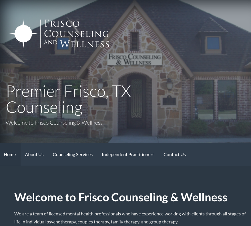 mental health Frisco